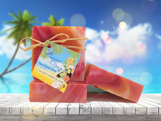 Jamaican Me Crazy Luxury Soap