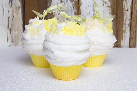 Jasmine Cupcake Candle