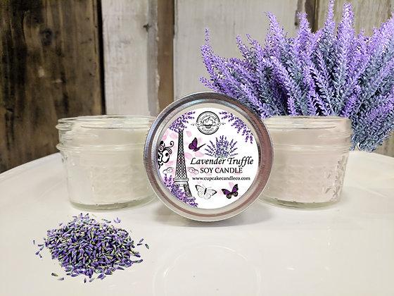 Lavender Truffle Jar Candle