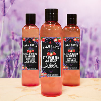 Strawberry Lavender Shampoo
