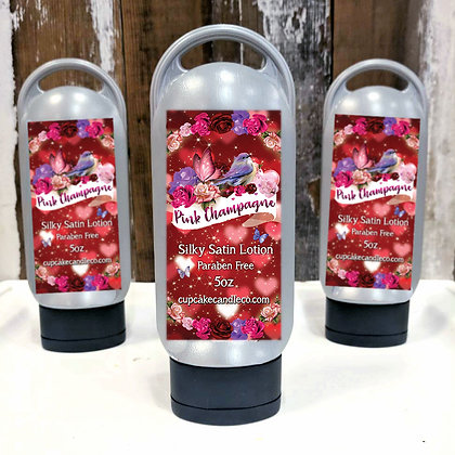 Pink Champagne Lotion - 5oz