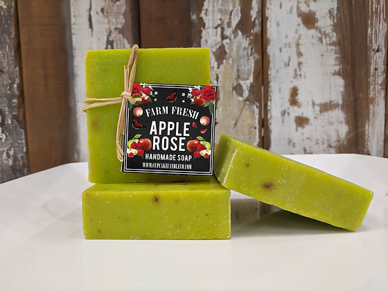 Apple Rose Luxury Soap