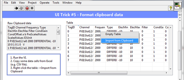 The Unknown LabVIEW File Extensions