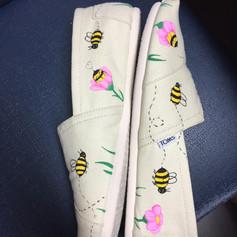 Bienenschuhe