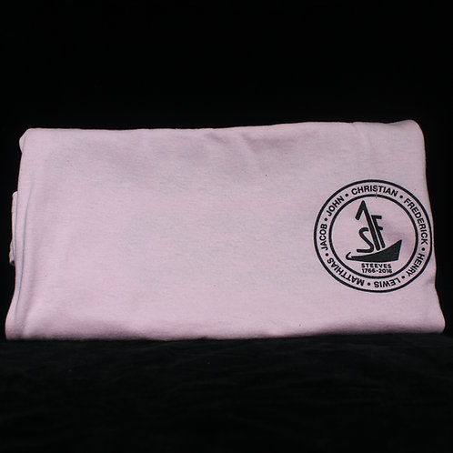 7 Colors T-Shirt Pink (Small)