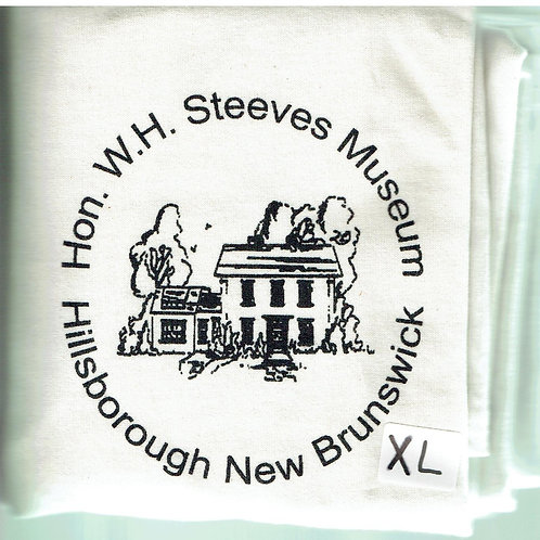 Hon. W.H. Steeves Museum Shirt