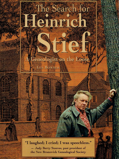 The Search for Heinrich Stief