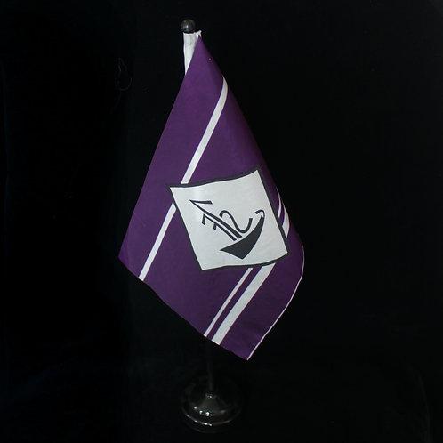 Handheld Steeves Flag