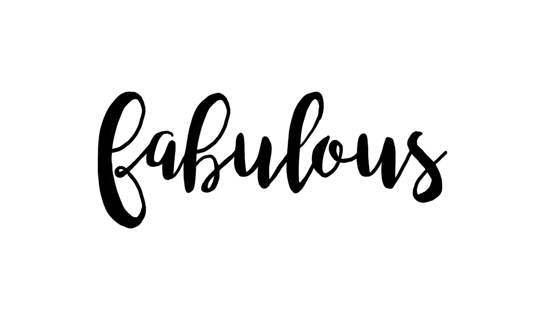 type-fabulous