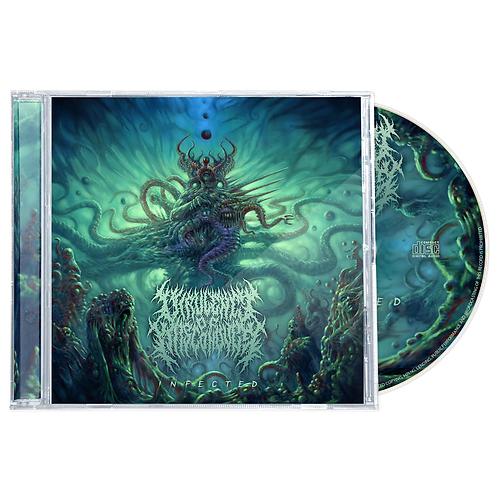 Virulence Of Misconduct - Infected (CD)