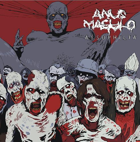 Anus Magulo – Assophilia