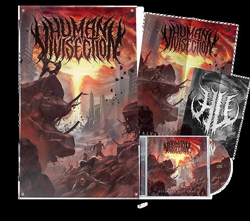 Human Vivisection - Salvation Will Come (CD + Flag)