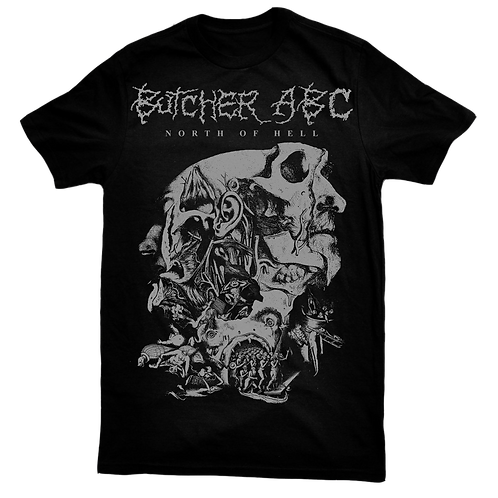 Butcher ABC - North of Hell T-Shirt