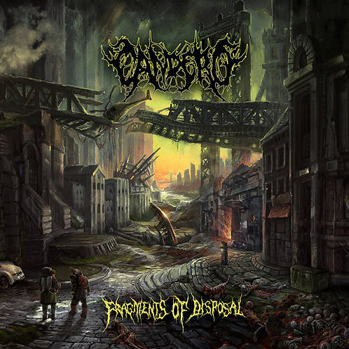 Candero – Fragments of Disposal