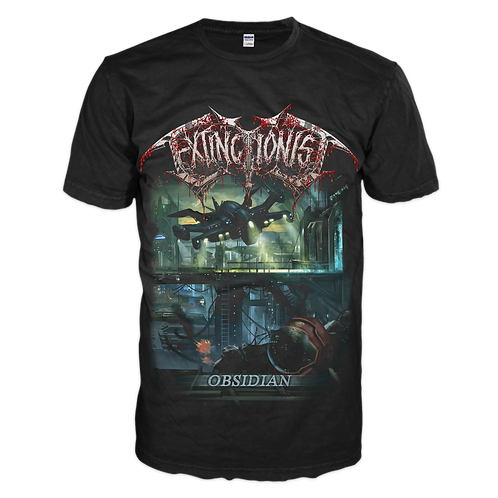 Extinctionist - Obsidian (T-shirt)