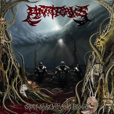 Antraks  – Spewing Wrath Blood