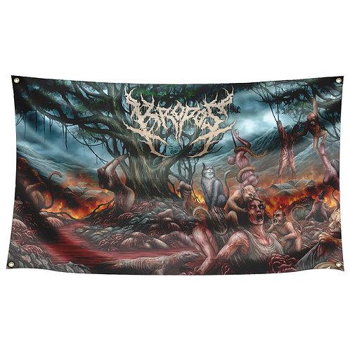 Kropos - Worldly Depraved (Flag)