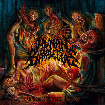 Human Barbecue – Cannibalistic Flesh Harvest