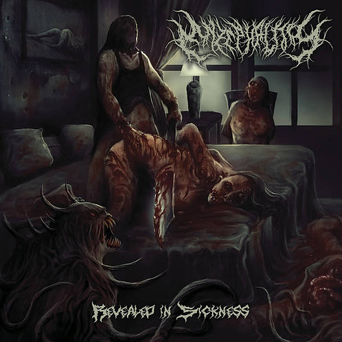 Enzephalitis - Revealed In Sickness (CD)