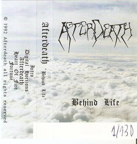 Afterdeath – Behind Life (Cass)