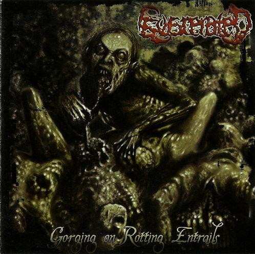 Eviscerated – Gorging on Rotting Entrails