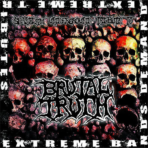 Brutal Truth - Spanish Underground Tribute To Brutal Truth