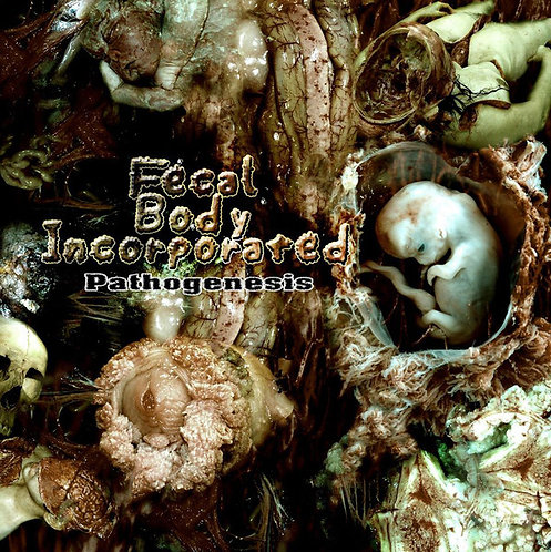 Fecal Body Incorporated ‎– Pathogenesis / Origin of the Grinding Flesh