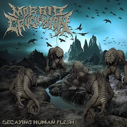 Morbid Crucifixion – Decaying Human Flesh