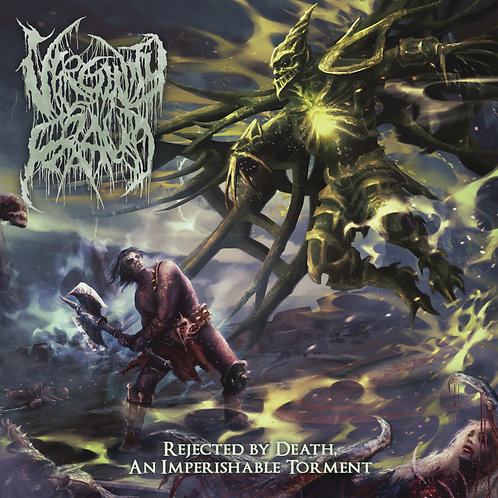 Virginity Fraud - Rejected by Death, An Imperishable Torment (CD)