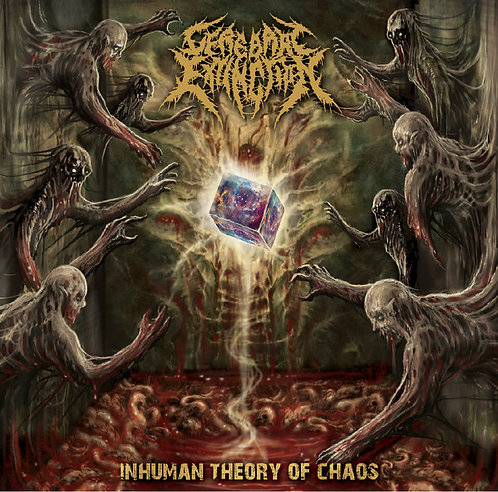 Cerebral Extinction – Inhuman Theory of Chaos