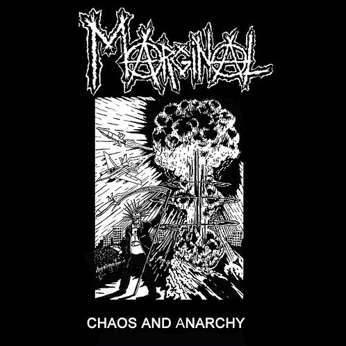 """Marginal – Chaos and Anarchy (12"""")"""