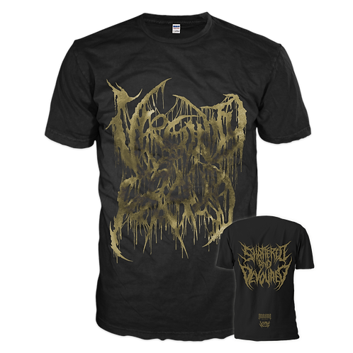 Virginity Fraud - Shattered and Devoured (T-Shirt)