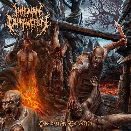 Inhuman Depravation – Cannibalistic Extinction