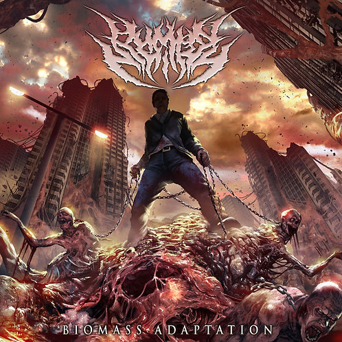 Human Nihility ‎– Biomass Adaptation