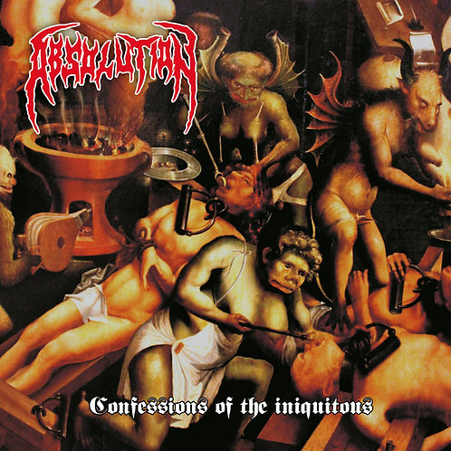 Absolution – Confessions of the Iniquitous