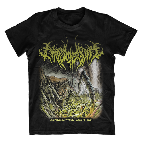 Phrymerial - Xenomorphic Creation (Official T-Shirt)