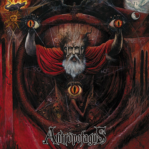 Antropofagus ‎– Methods of Resurrection Through Evisceration