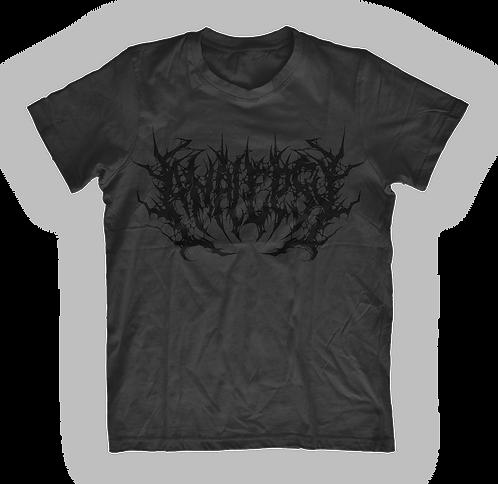 "Analepsy - ""The Vermin Devourer"" Grey T-shirt"