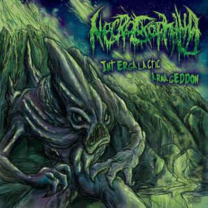 Necroexophilia – Intergalactic Armageddon