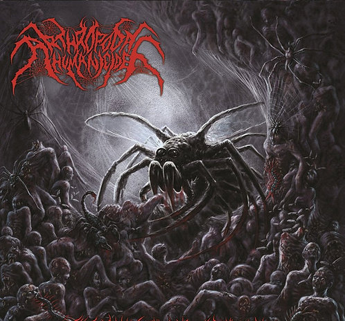 Arthropodal Humanicide ‎– Hegemony of the Arthropods