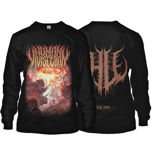 Human Vivisection - Salvation Will Come (Longsleeve)