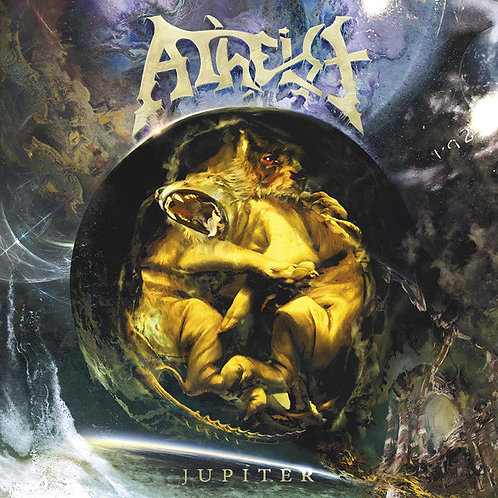 Atheist – Jupiter (Digipack)