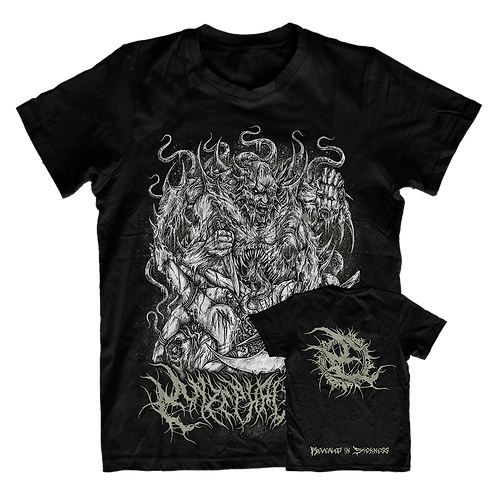 Enzephalitis - Revealed In Sickness (T-shirt)