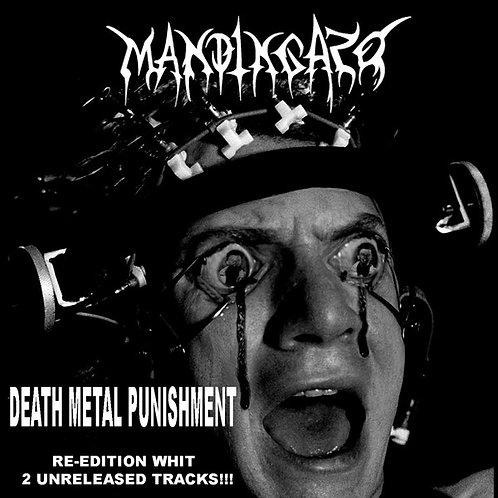 Mandingazo – Death Metal Punishment