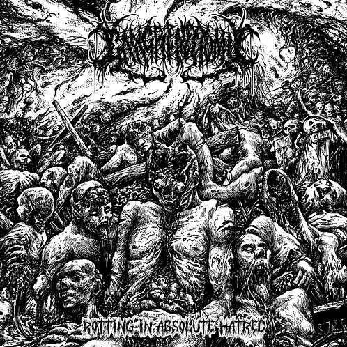 Gangrenectomy – Rotting in Absolute Hatred
