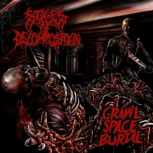Stages of Decomposition – Crawl Space Burial