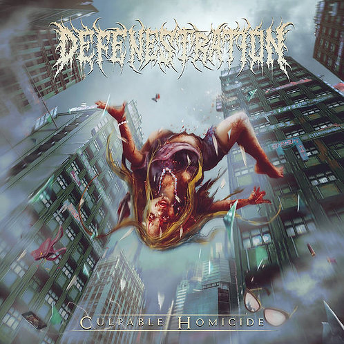 Defenestration – Culpable Homicide
