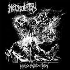Necrolatry – Within the Shroud of Misery