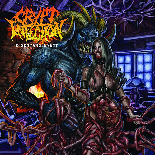 Crypt Infection – Disentanglement