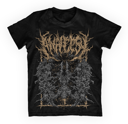"Analepsy - ""Engorged Absorption"" T-shirt"